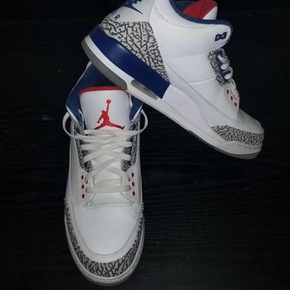 a7fec535257542 Jordan Other - Retro Air Jordan 3 s True Blue sz 13